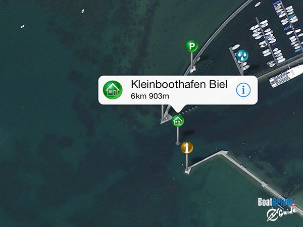 BoatDriver Guide Distanzberechnung