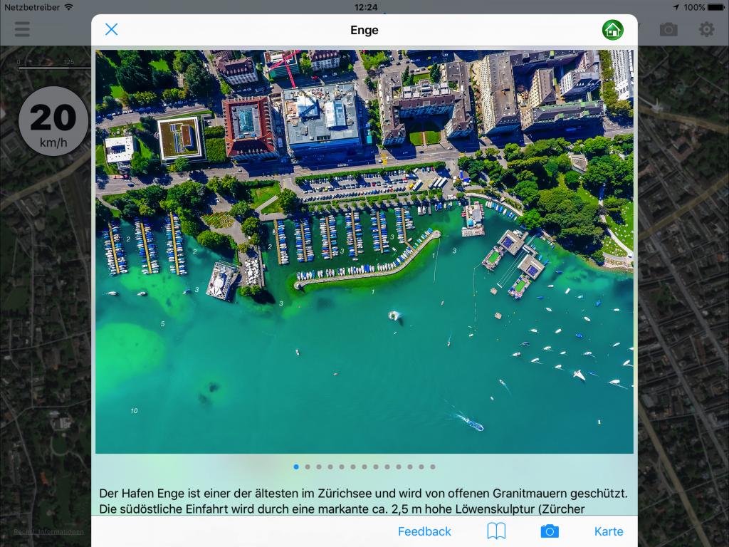 BoatDriver Guide Hafendetails